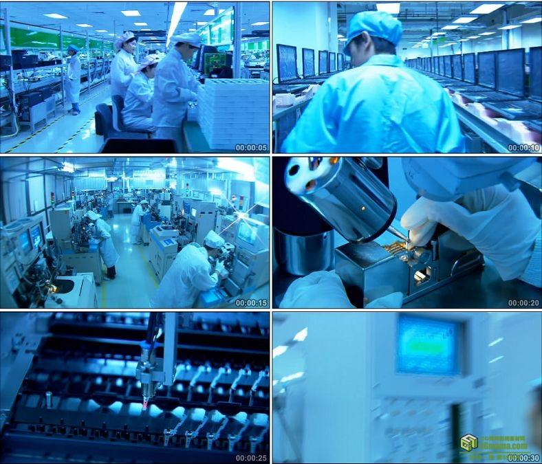 YC0190-医疗卫生生物科研科学实验医学研究/中国高清实拍视频素材下载