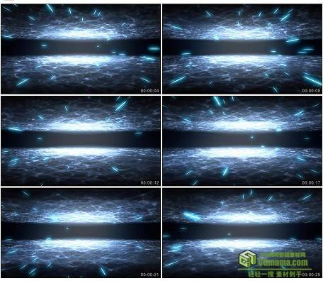 LED0580-穿越时空海底隧道LED高清视频背景素材