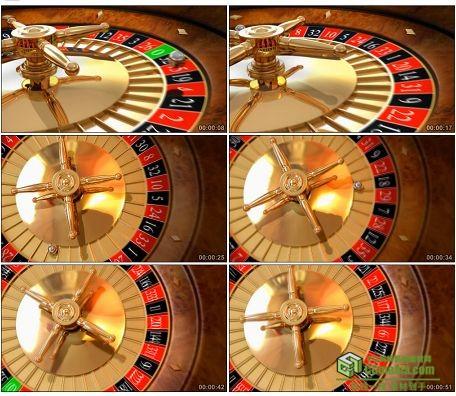 LED0599-游戏转盘LED高清视频背景素材