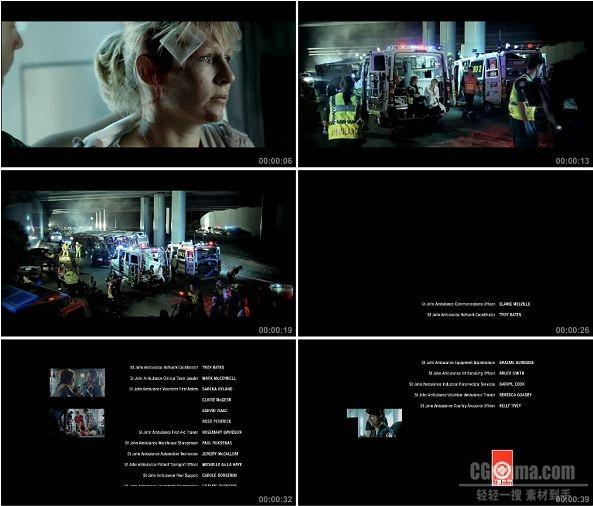 TVC00019-[720P]St John Ambulance 圣约翰急救队广告Change Lives篇