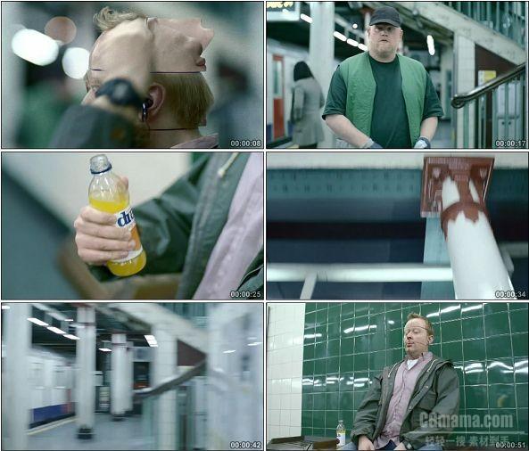 TVC00038-[1080P]Drench饮料广告Cubehead篇