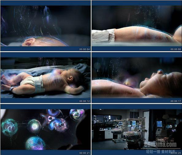 TVC00039-[1080P]IBM创意广告Data Baby篇