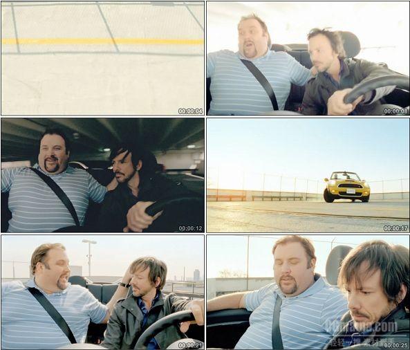 TVC00042-[1080P]MINI汽车创意广告心跳篇