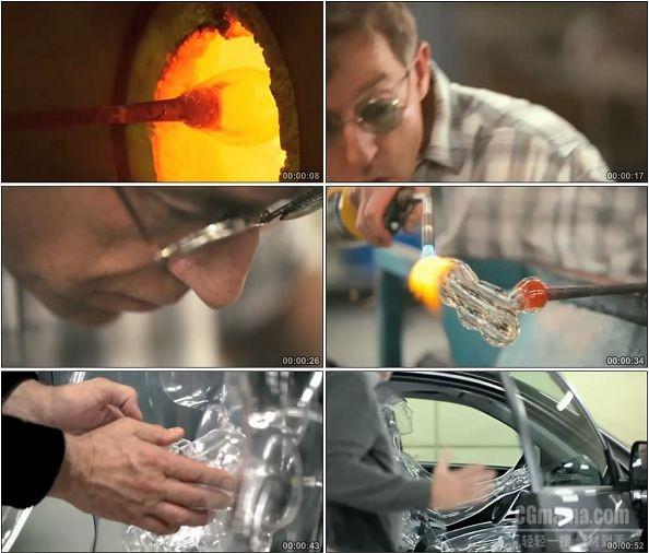 TVC00064-[480P]Toyota 广告Glass Organs玻璃人篇