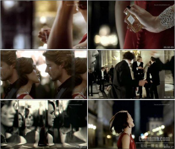 TVC00079-[720P]Keira Knightley 香奈儿Chanel Coco Mademoiselle香水广告