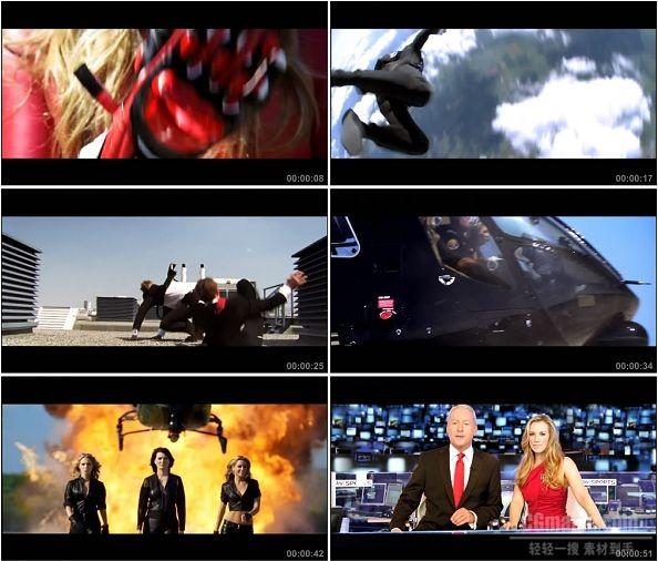 TVC00103-[1080P]Sky Sports News HD广告美女特工篇
