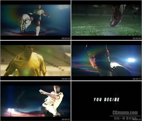 TVC00133-[1080P]Adidas阿迪达斯足球明星广告