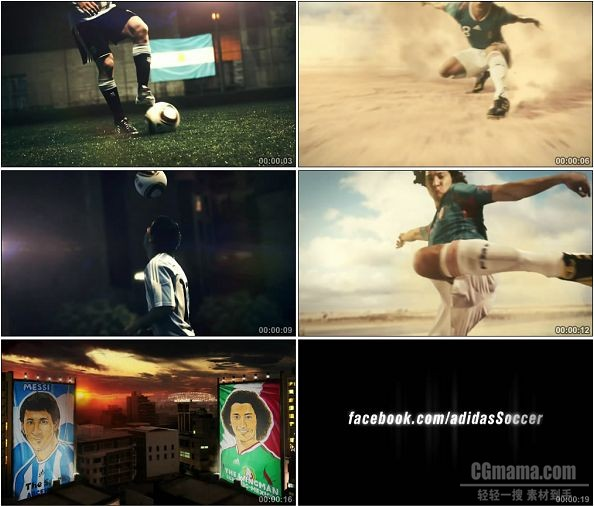 TVC00152-[1080P]耐克阿根廷 vs 墨西哥广告