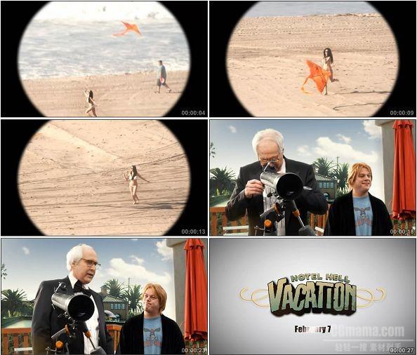 TVC00182-[1080P] HomeAway's Hotel 广告望远镜篇