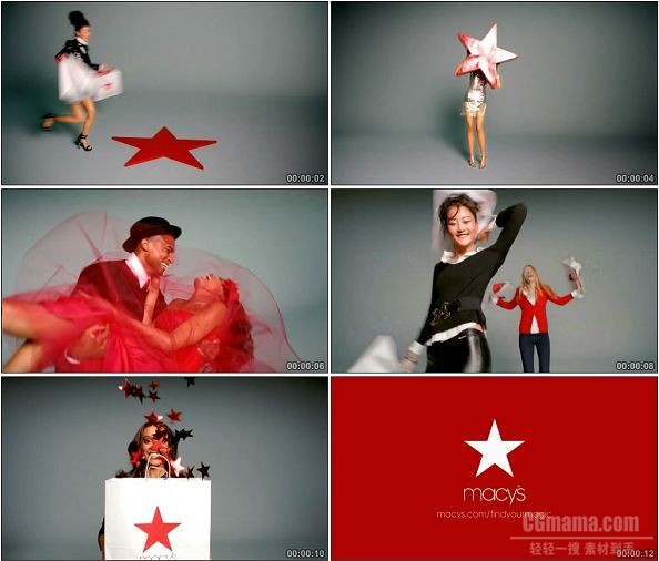 TVC00219-[720p]Macy's Magic购物广告