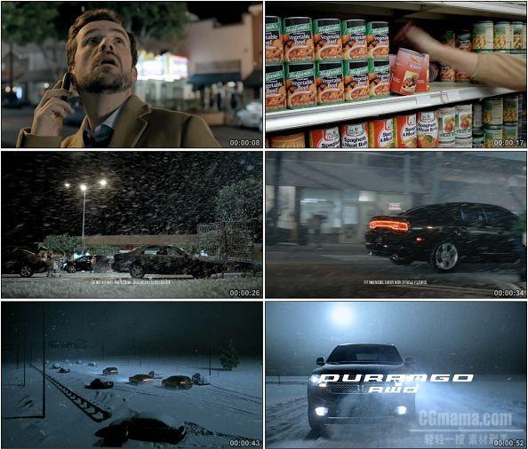 TVC00254-[1080p]道奇AWD系统SNOWPOCALYPSE广告