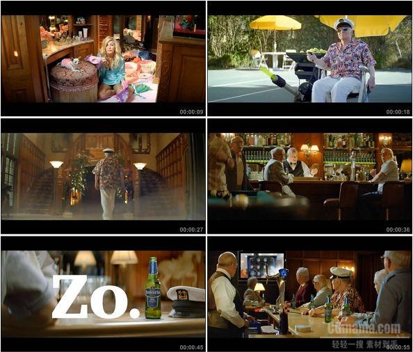 TVC00264-休·赫夫纳 Bavaria啤酒广告花花公子篇.1080p