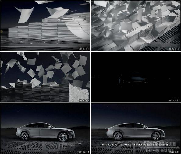 TVC00270-Audi A7 汽车广告.720p