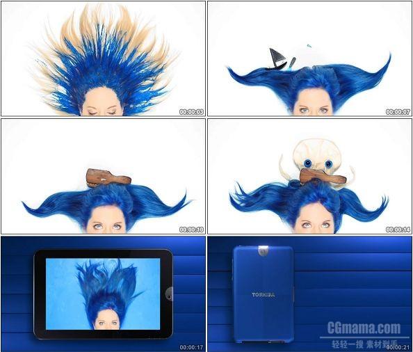 TVC00306-Toshiba Thrive  Tablet平板电脑广告Blue Moon.720p