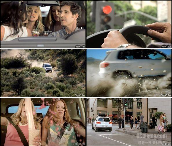 TVC00314-Volkswagen大众 Tiguan 汽车广告女人篇.1080p