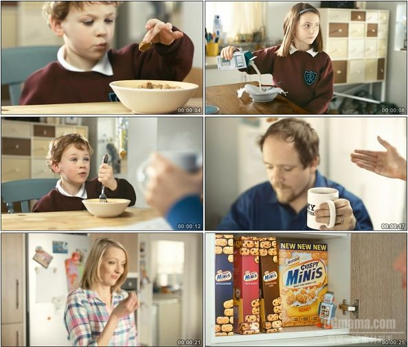 TVC00315-Weetabix Minis Relaxed Breakfast早餐广告.720p