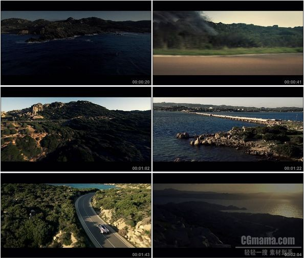 TVC00365-帕加尼Huayra跑车广告风云篇.1080p