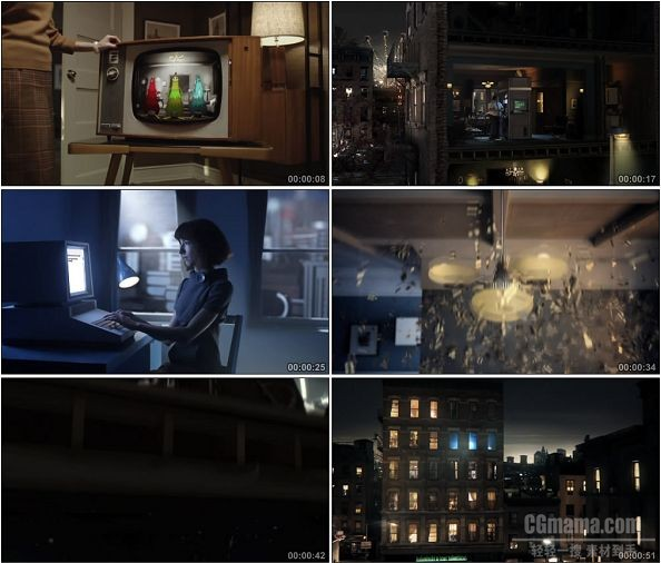 TVC00440-New Sony网络电视广告.1080p