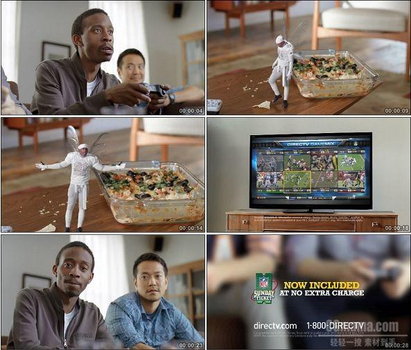 TVC00482-DIRECTV NFL广告小飞侠篇.1080p