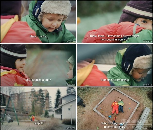 TVC00511-Fragile Childhood广告 Voice for a child.720p