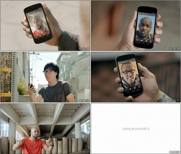 TVC00581-Galaxy Nexus and Google+ Hangouts广告混音篇.720p