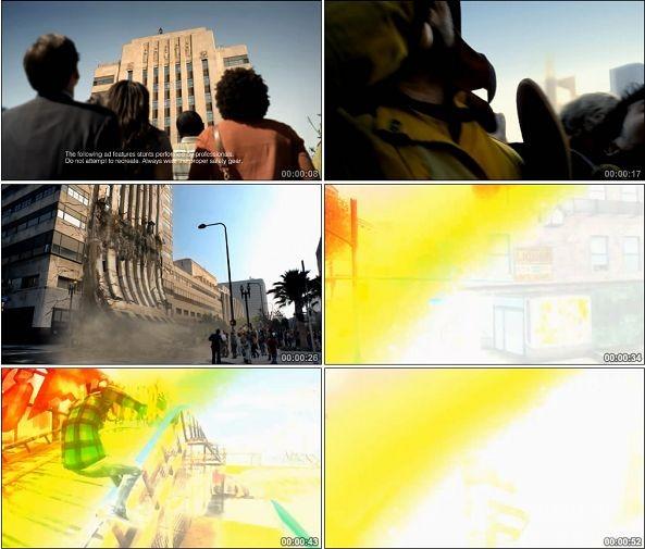 TVC00603-Shaun White Skateboarding游戏广告.720p
