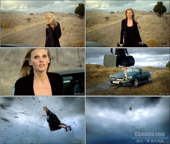 TVC00694-Mercedes SL 2012 汽车广告.1080p