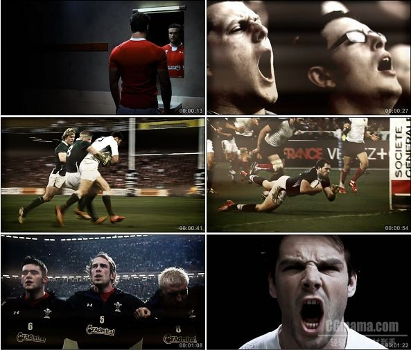 TVC00736-Guinness Rugby Challenge橄榄球广告.1080p