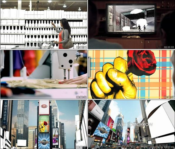 TVC00806-The Art Institutes艺术学院广告Create Tomorrow.1080p