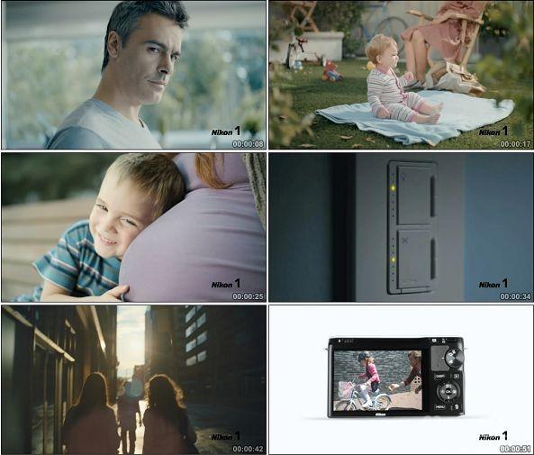 TVC00843-Nikon 1 数码相机广告 AM 1 CLICK AHEAD.1080p