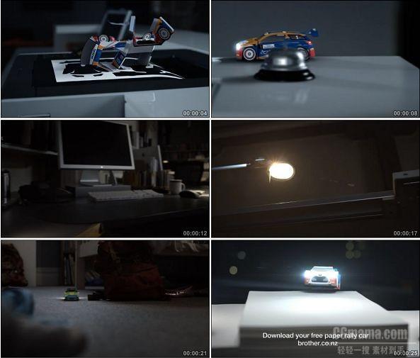 TVC00876-Brother WRC 汽车拉力赛广告.720p