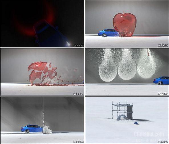 TVC00924-BMW M5 跑车广告Bullet High Performance Art.720p