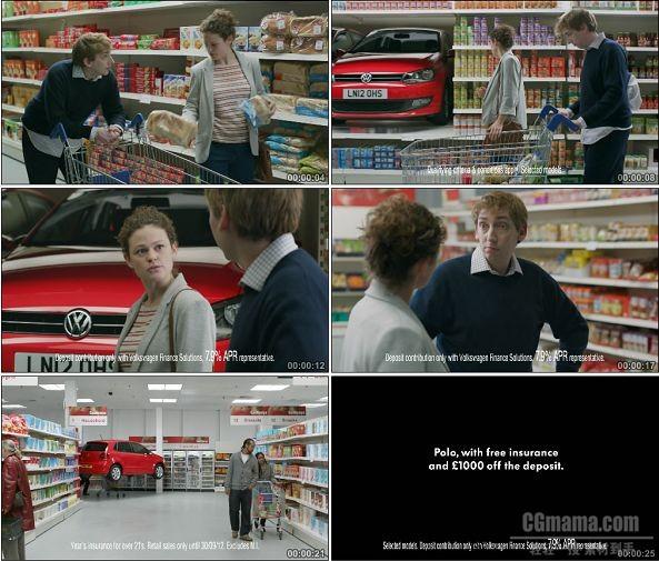 TVC01014-Volkswagen Value大众广告 Supermarket.1080p