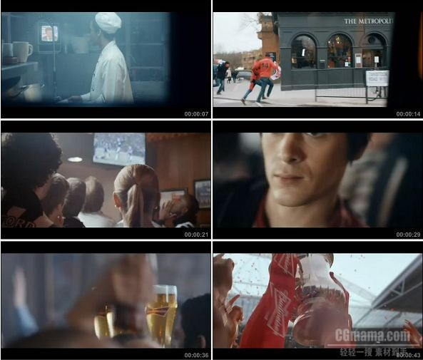 TVC01082-Budweiser -Every Round Counts -720P -啤酒