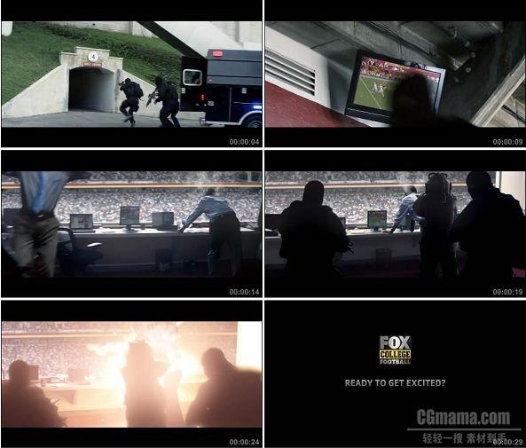 TVC01091-FOX Sports - Bomb Squad -720P -媒体