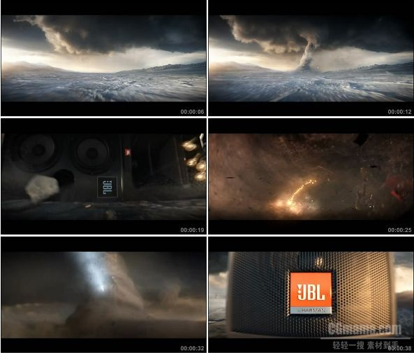 TVC01209-JBL音响 - Ear of the Tornado.1080p