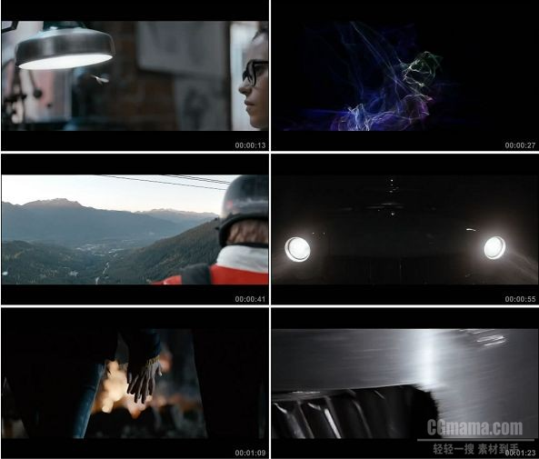 TVC01214-Lincoln汽车 - Time for Magic.1080p