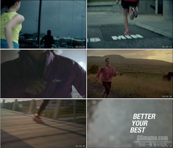 TVC01232-Asics运动广告 Better Your Best.1080p