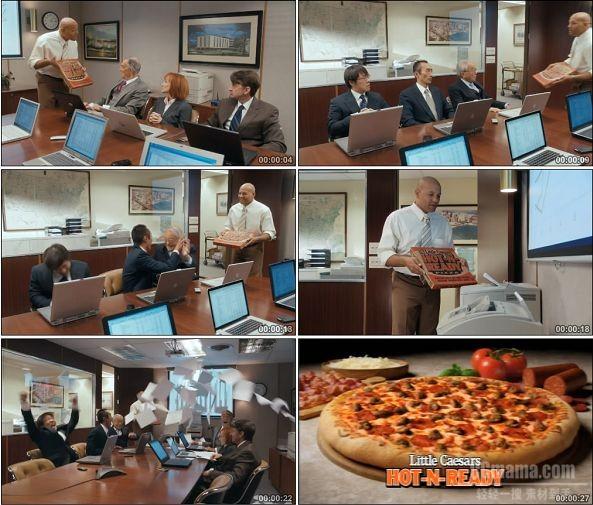 TVC01254-Little Caesars食品 Office.720p