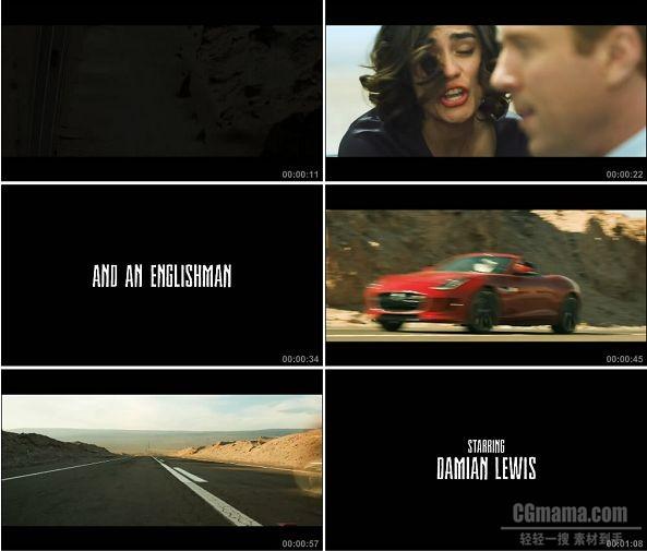 TVC01297-Jaguar汽车 Desire Trailer.1080P