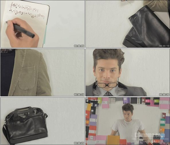TVC01304-Moleskine笔记本 All products.1080P