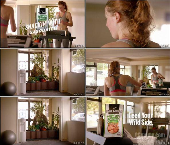 TVC01362-Jack Link's食品广告 Camouflage.1080P