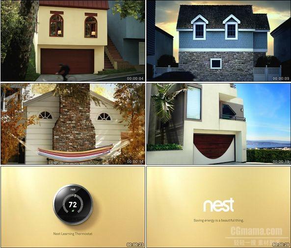 TVC01368-Nest家居广告 Happy Homes.720P