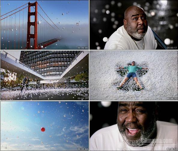 TVC01388-California Lottery彩票广告 - Snowfall.1080P