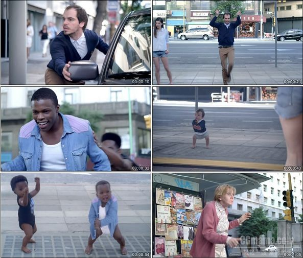 TVC01397-Evian 依云矿泉水广告 Baby and Me.720P
