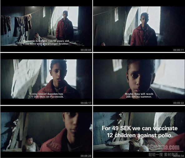 TVC01434-UNICEF 联合国儿童基金会广告 Likes Don't Save Lives.720P