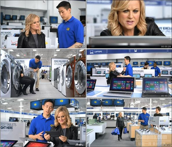 TVC01446-Best Buy百思买商场广告 Asking Amy.720P