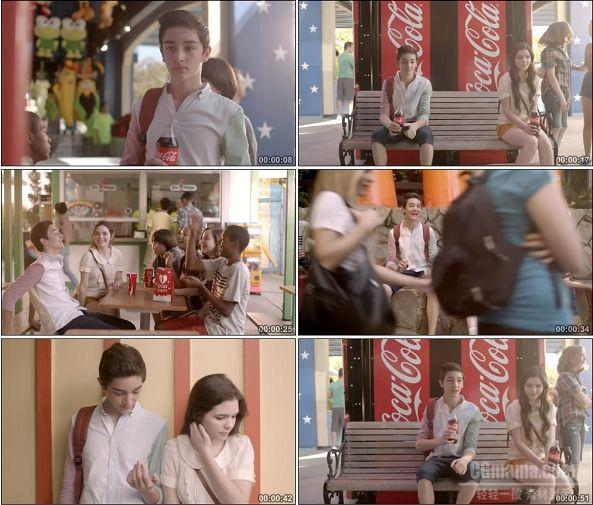 TVC01448-Coca-Cola 可口可乐广告 Falling.720P