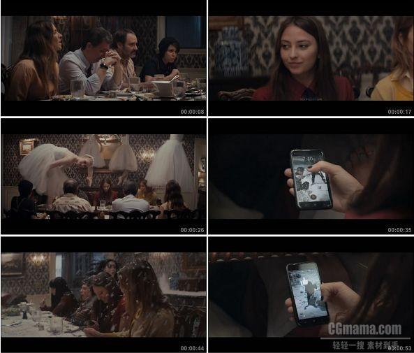 TVC01456-Facebook 社交网站广告 Dinner.1080P