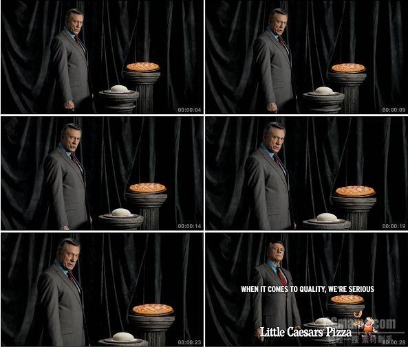 TVC01465-Little Caesars食品广告 Quality Dough.1080P